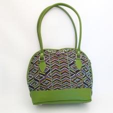 Handväska Grön