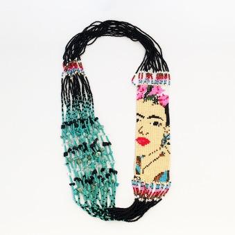 Frida Kahlo Smycken - Halsband