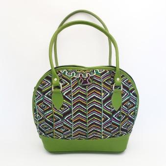 Handväska Grön -