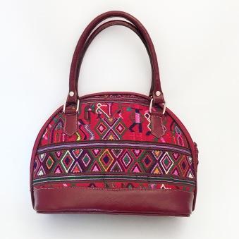 Handväska röd -