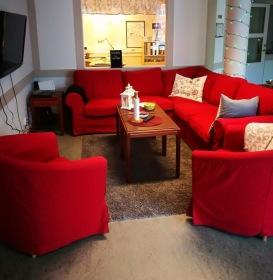 HOPPET har flyttat in i fina lokaler på Runbyvägen.