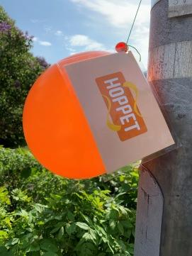 HOPPET invigdes den 22 maj, 2019.