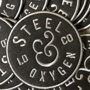 Steel and Oxygen patch