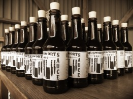 Mugworts prisvinnande BBQ Sås - BBQ Sauce Original Glasflaska 33CL