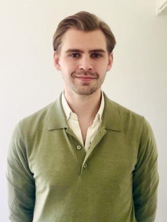 Oskar Bohm ny Junior jurist på Human&heart.