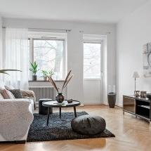 HOmestyling av lägenhet i Halmstad