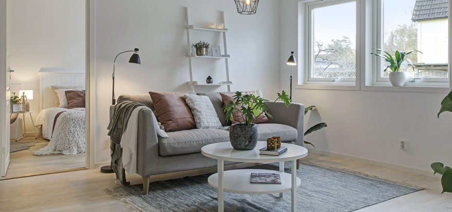Homestyling villa - Homestyling Marie Östlind DESIGN HA