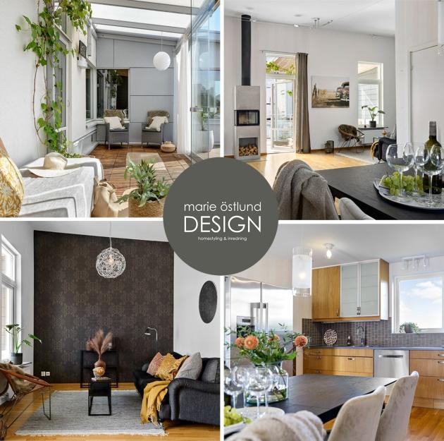 Homestyling Halmstad - Homestyling av Marie Östlund DESIGN