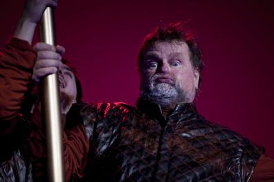 Hans-Erik Sundström som Första gesällen i Reich och Szybers version av Alban Bergs Wozzeck på NorrlandsOperan 2011. foto Mats Bäcker