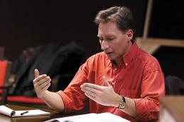 Regissör Rikard Johansson