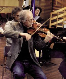 Konsertmästare Karl-Ove Mannberg