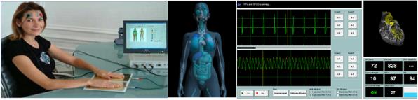 Hälsa, friskvård och livsstil: föreläsningar, hälsoscreening med hälsoanalys och hälsorådgivning förebyggande eller vid hälsoproblem; kinesiologi. CreaForm, Varberg.