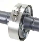 Flange Guards in steinless steel