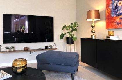 Så monterar du din tv på väggen