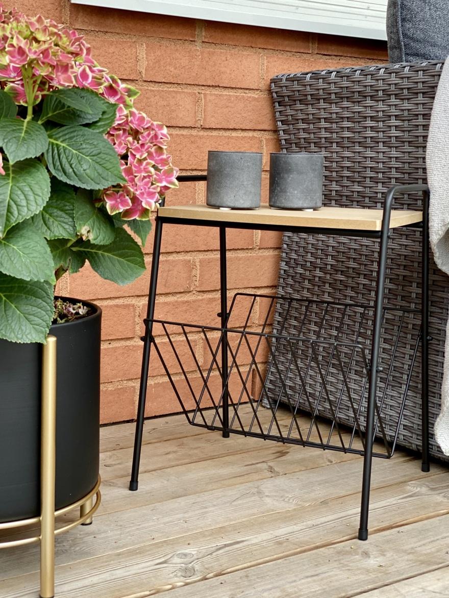 I mindre utrymmen är det viktigt med möbler med flera funktioner.