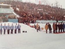 Isracing i Moskva. Stor publiksport.