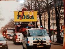En världsmästare kommer hem till Gävle (1995)