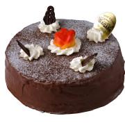 Chokladtårta 6-8 bit