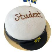 Studenttårta De Luxe 6-8 bit