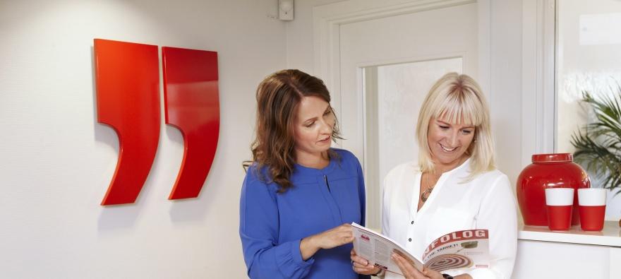 Språkbolaget – erbjuder översättningar av kundtidningar & magasin – www.sprakbolaget.se