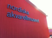Språkbolaget - your language partner helped the Nordic Watercolour Museum with translation services.