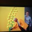 Väderkarta till reklamfilmsinspelning för postkodslotteriet