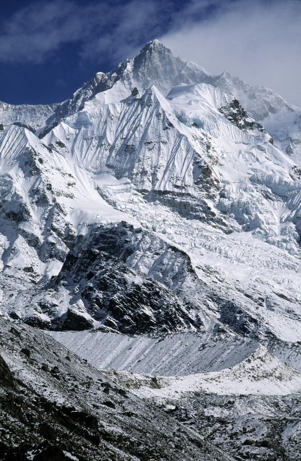 Sikkim, Kangchenjunga.