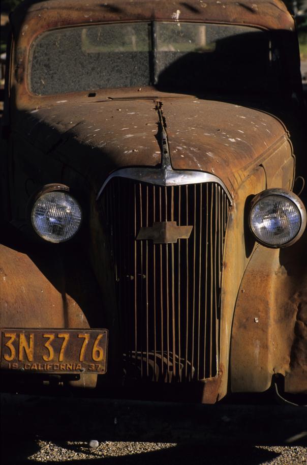 Kalifornien, Chevrolet...