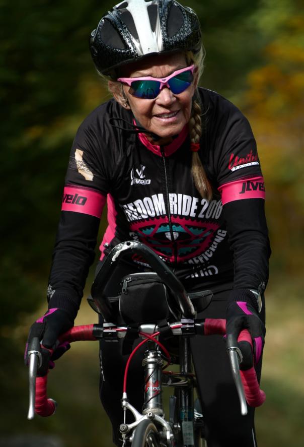 Meeri Bodelid, idrottslegendar / PROpensionären.