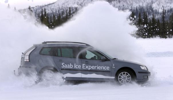 Ice Experience, Jukkasjärvi / Bloomberg News.