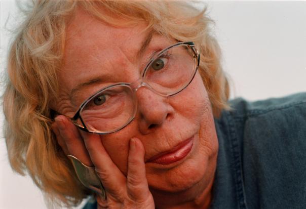 Marianne Fredriksson, författare.