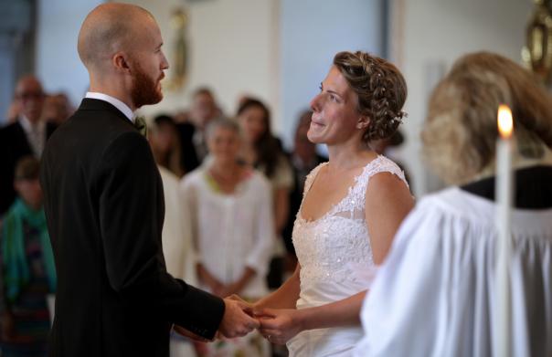 Bröllop Astrid och Daniel, Rådmansö.