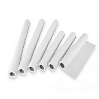 CAD papper 90g Vitt 0,914 m - CAD Papper 90 gr Vitt 0,914 m