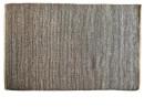 Art.VM-01 Sikkim/Natur - Stor matta vävd i naturfärgad jute och ofärgad grå ull. Storlekar: 140x200 cm, 170x240 cm, 200x300 cm, 250x350 cm samt gångmattor..