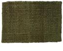 Art. VM-06 Mirza/Timjan. Stor flatvävd matta som är handvävd i jute. Storlekar: 140x200 cm, 170x240 cm, 200x300 cm, 250x350 cm Mattan är inte så grov som på bilden detta är endast ett färgprov.