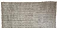 NYHET Art 751-PC Panama Cross 70x150 cm, 70x220 cm