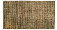 Art.411 Kerala, Silverax. Storlek: 80x140 cm. Latexbaksida.