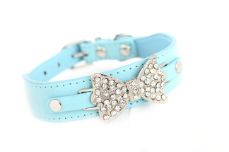 Halsband Bow - Small