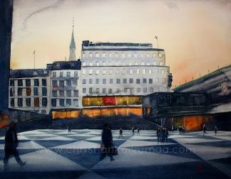 Stockholm XXXI av Christian Koivumaa