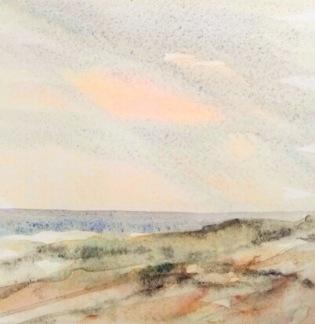 Sanddyner av Bosse Blomén Svensson