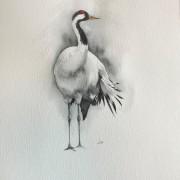 Trana av Ingela Matsson