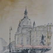 Frauenkirche Dresden av Pontus Runeke