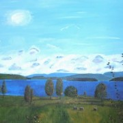Sagan om Bysjön av Kristina Blakstad