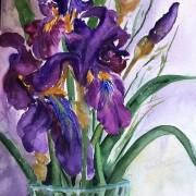 Irisar av Tanya Lundmark