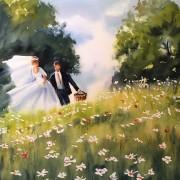 Pingstbröllop av Tanya Lundmark