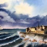 Storm av Tanya Lundmark