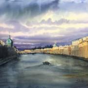 Åskväder av Tanya Lundmark