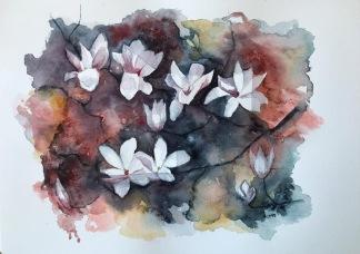 Magnolia av Ingela Matsson