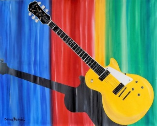 Rockabilly av Kristina Blakstad