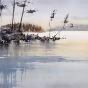 Insjö av Anders Andersson